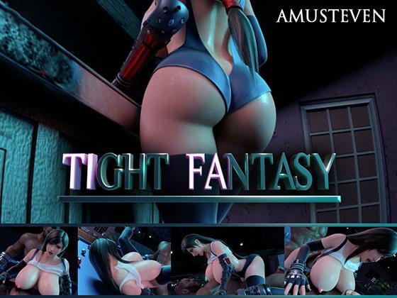 [夜桜字幕组][9月3D][200418][Affect3D]タイトファンタジー (作者 AMUSTEVEN)