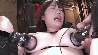 REAL-732 受刑者河北はるな 快楽刑ニ処ス!!!!