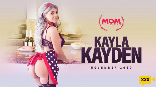 Mylf Of The Month - Kayla Kayden