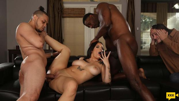 Watching My Daughter Go Black - Melody Foxx