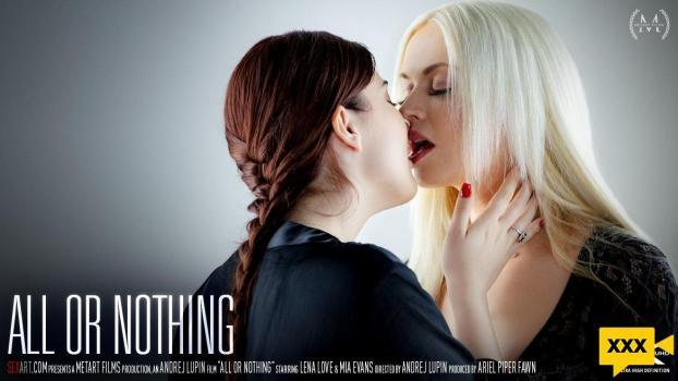 Sex Art - Mia Evans & Lena Love