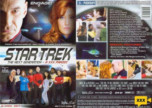 Star Trek The Next Generation: A XXX Parody