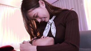 HND-977 優しいお姉さんの頭ヨシヨシポンポン撫で撫で励まし抱擁密着中出しセックス 美谷朱里