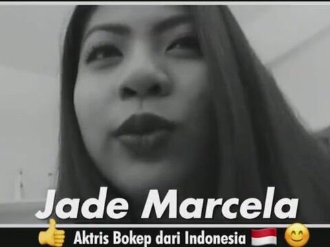 Asian school teen jade marcela 2 holes screwed