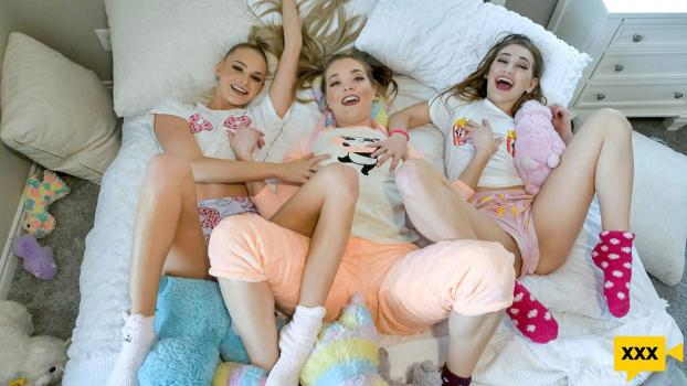 BFFs - Sera Ryder, Katie Kush & Emma Hix