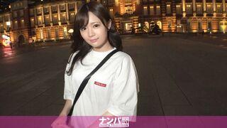 200GANA-2510 マジ軟派、初撮。 1650 「シティガールに憧れて…」今まさに上京してきたお上りさんをホテルへ連れ込み!都会の洗礼を食らった美少女はハメ潮を漏ら
