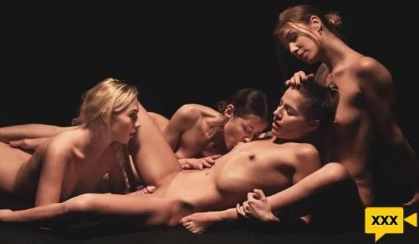 Frolic Me - Alexis Crystal, Eveline Dellai, Jenny Wild & Sybil