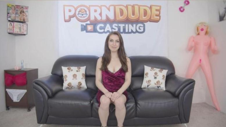 Porn Dude Casting - Spencer Bradley