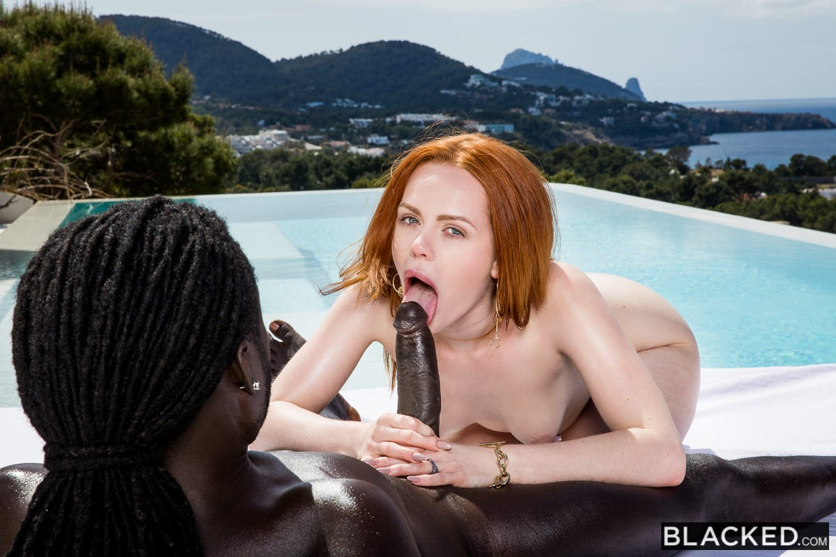 Blacked – Ella Hughes By Whatever Means Necessary